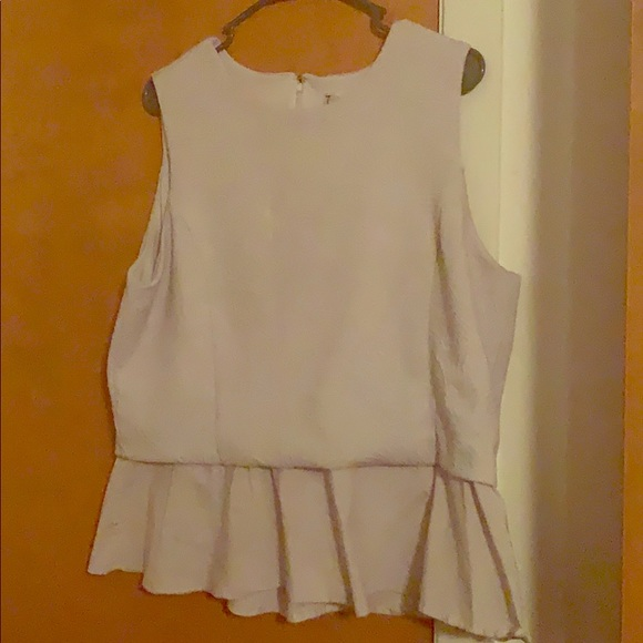 New York & Company Tops - White Blouse
